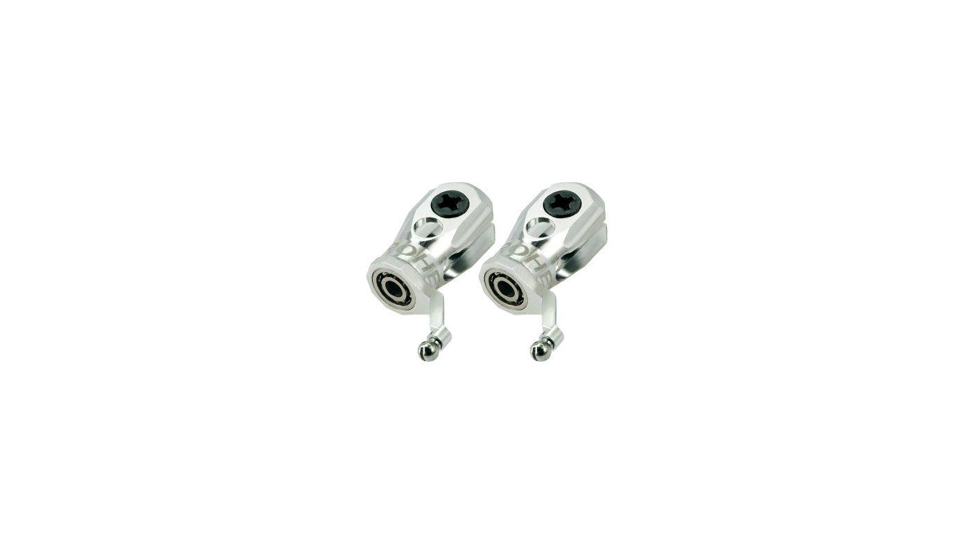 Image for Precision CNC Aluminum Main Blade Grip: mCP X BL from HorizonHobby