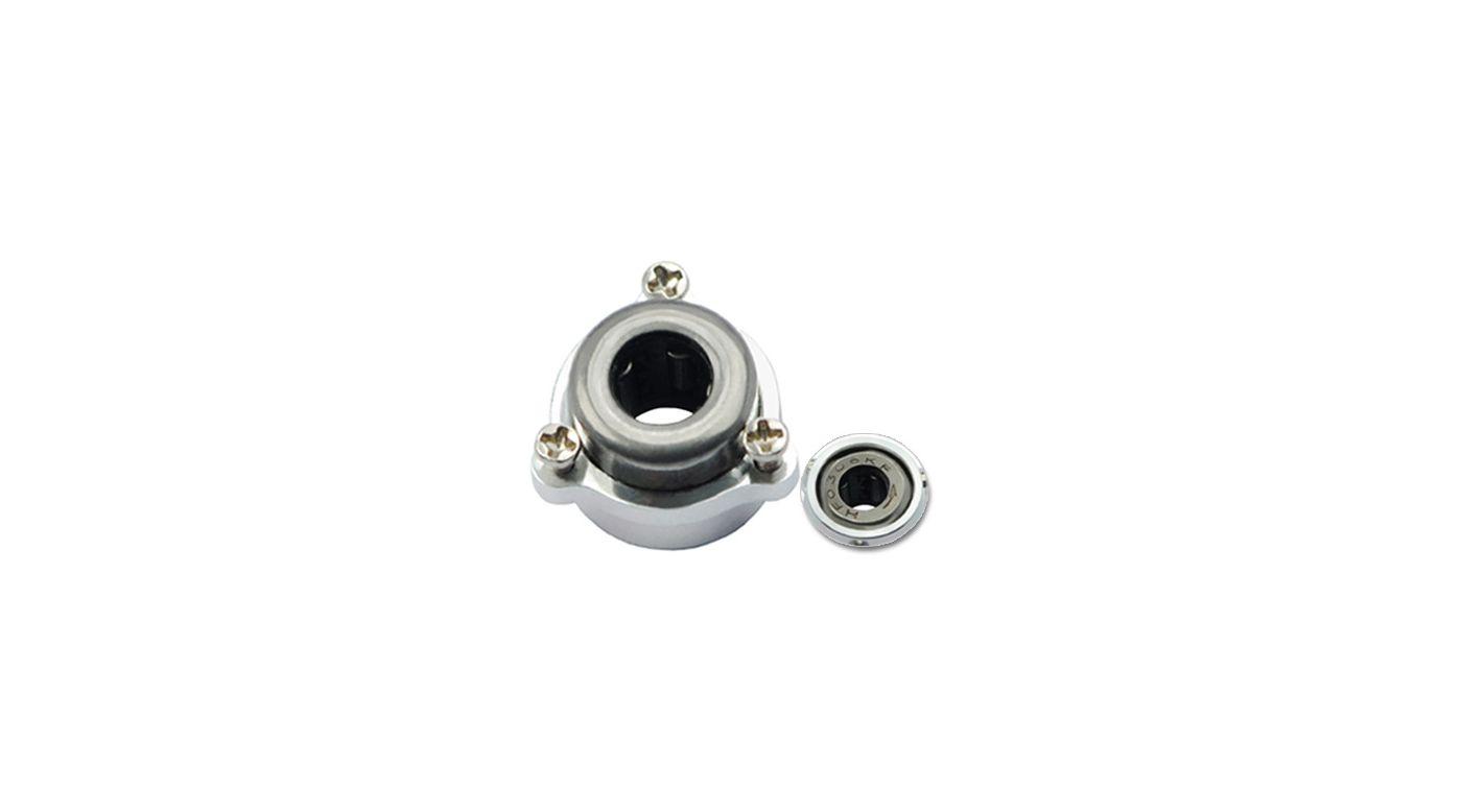Image for Aluminum Auto-Rotation Hub: MHEMCPXBL067/X from HorizonHobby