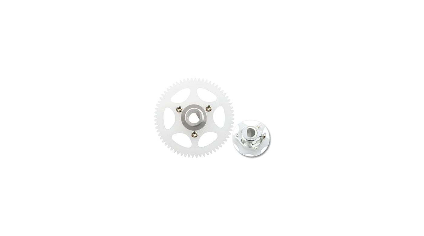 Image for CNC Delrin Main Gear w/ Hub Set: mCP X BL from HorizonHobby