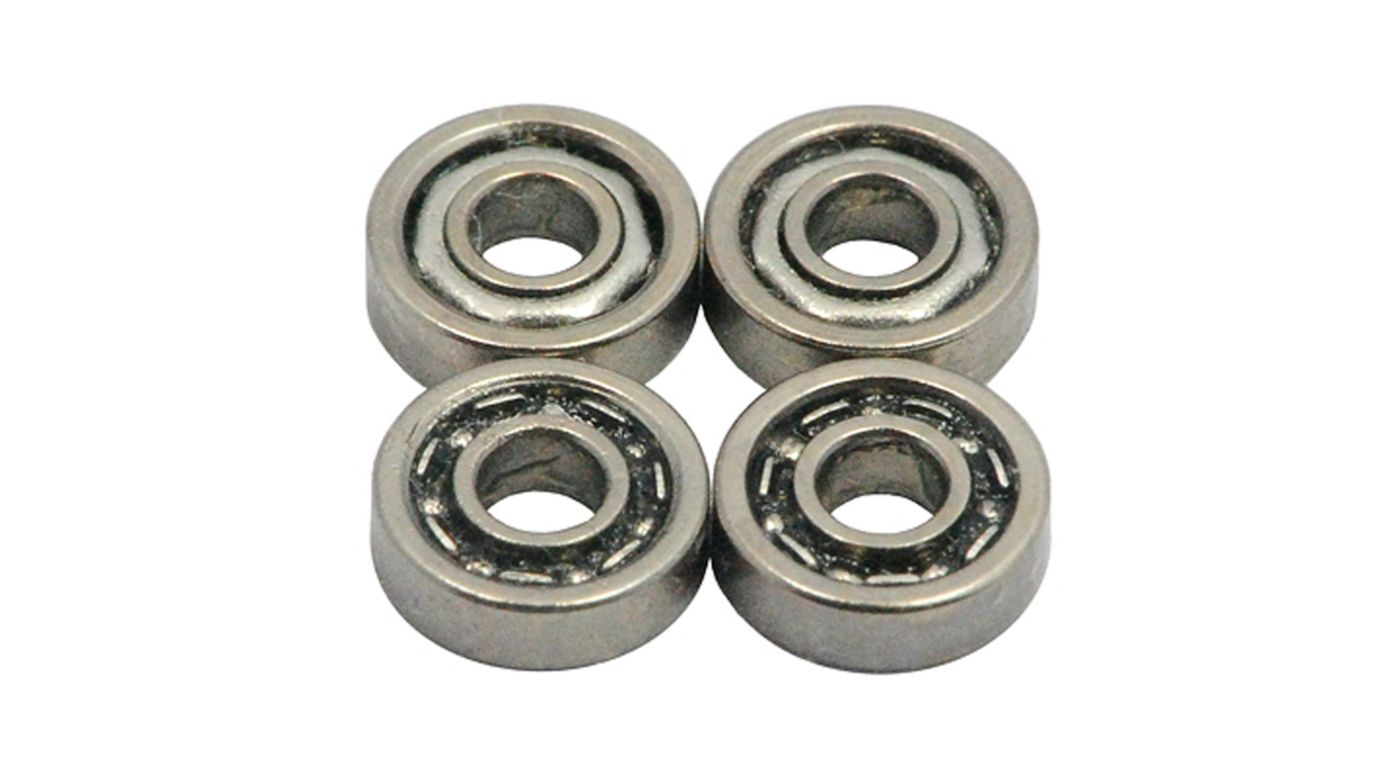 Image for Blade Grip Radial Bearing Set: Blade MCPX from HorizonHobby