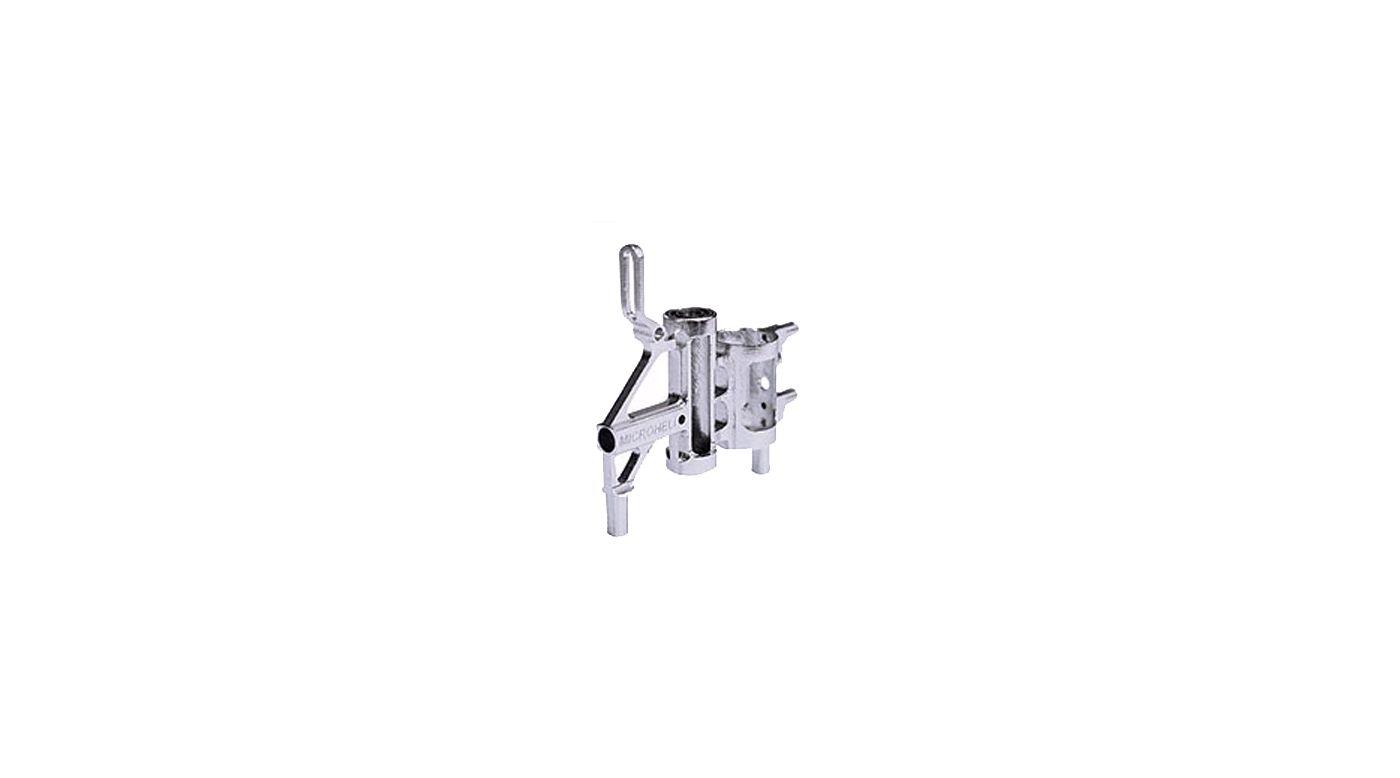 Image for Precision CNC Main Frame, Silver: BMSR from HorizonHobby