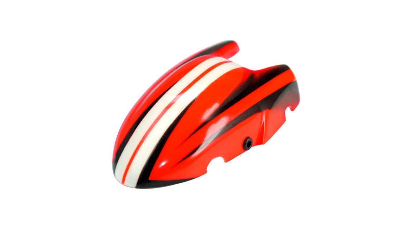 Image for Airbrush Fiberglass Red Racing Canopy: Blade Nano QX from HorizonHobby