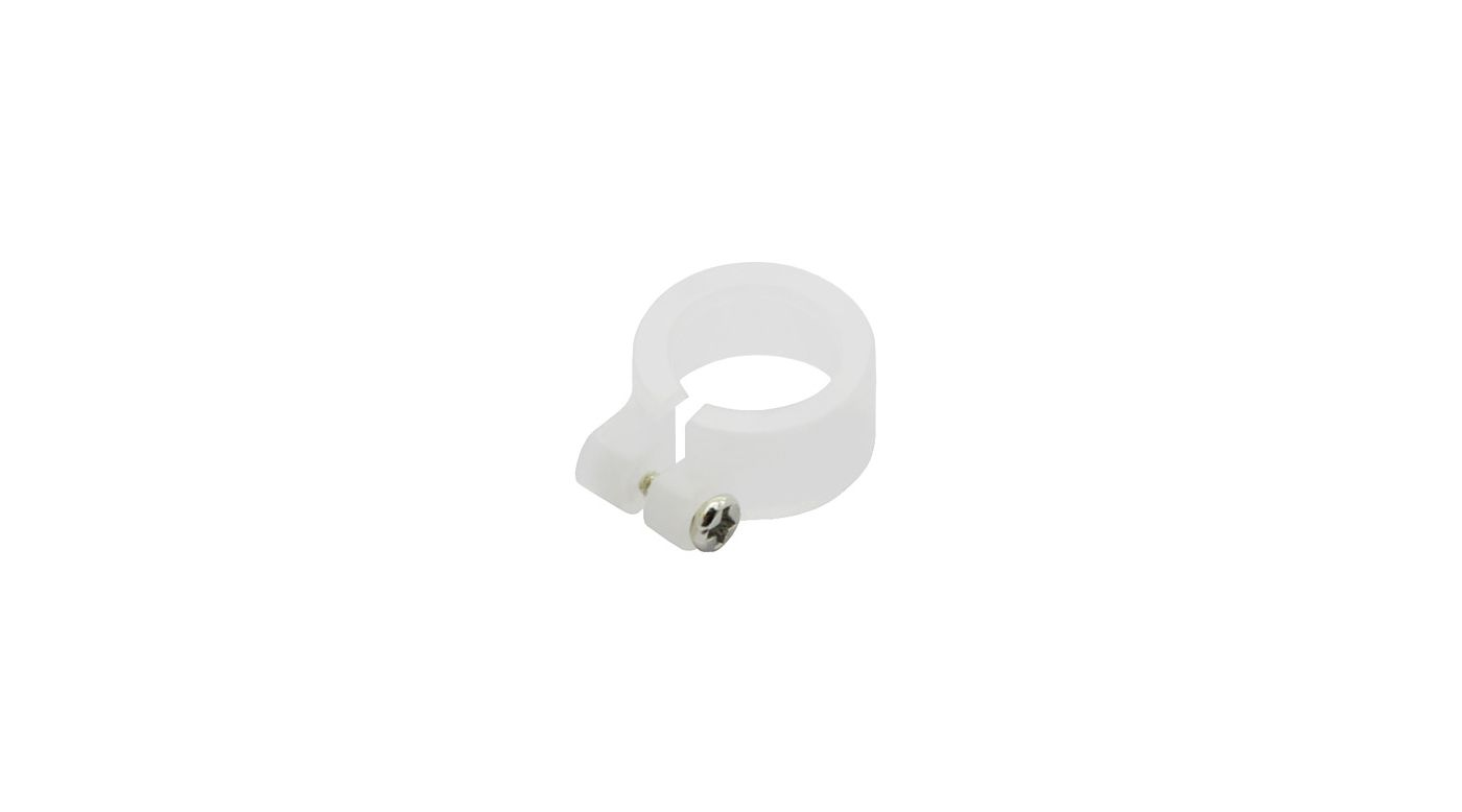 Image for Delrin 6mm Tail Motor Cap End: Blade Nano CP X from HorizonHobby