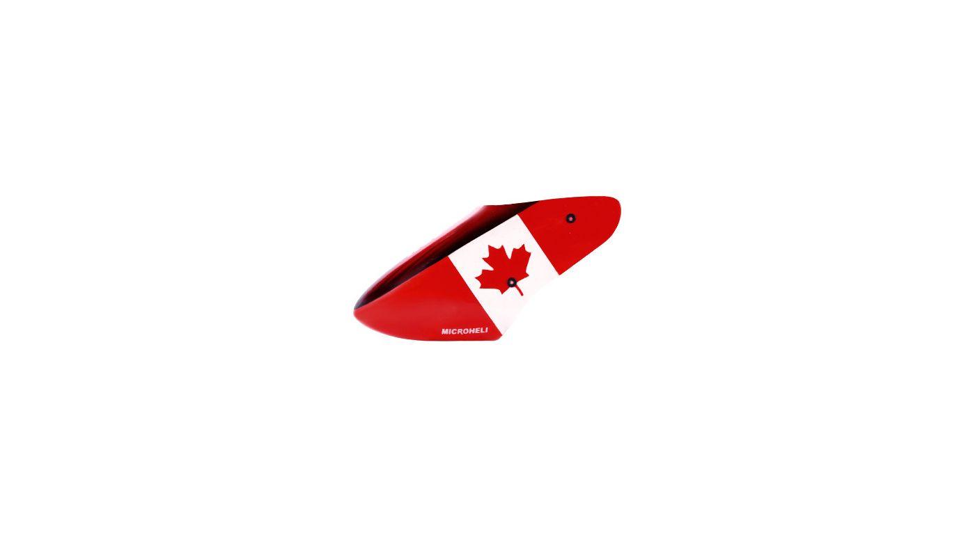 Image for Fiberglass Canada Flag Canopy: Blade Nano CP X from HorizonHobby