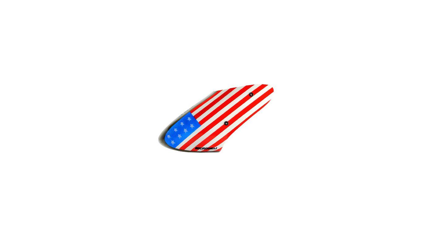 Image for Fiberglass USA Flag Canopy: Blade Nano CP X from HorizonHobby