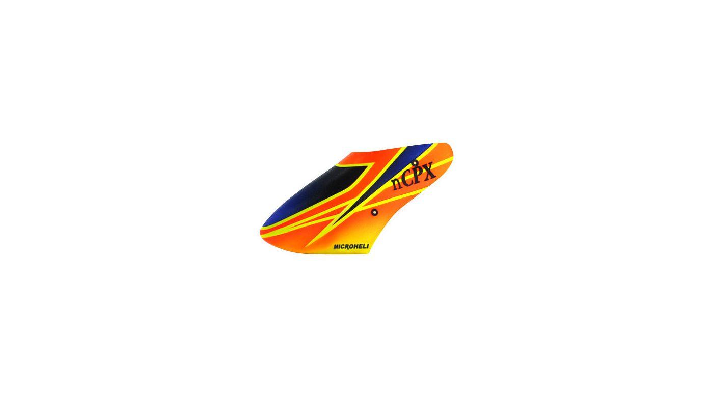 Image for Fiberglass X-Pro Canopy: Blade Nano CP X from HorizonHobby