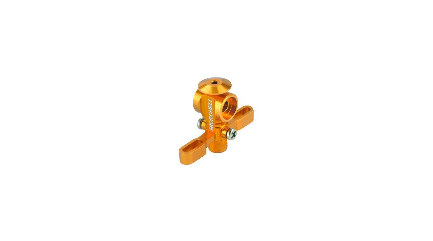 Image for Aluminum Main Rotor Hub w/Button, Gold: Blade Nano CP X from HorizonHobby