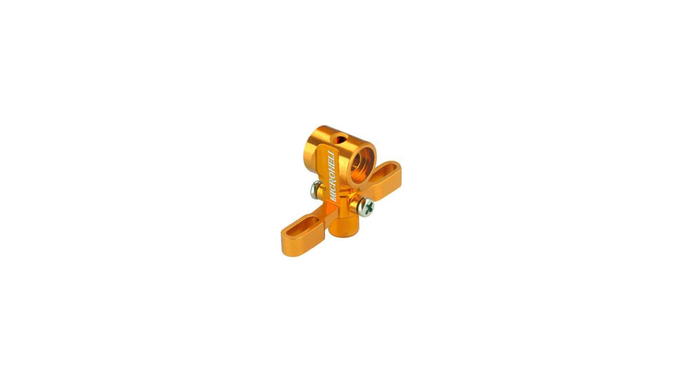 Image for Aluminum Main Rotor Hub, Gold: Blade Nano CP X from HorizonHobby