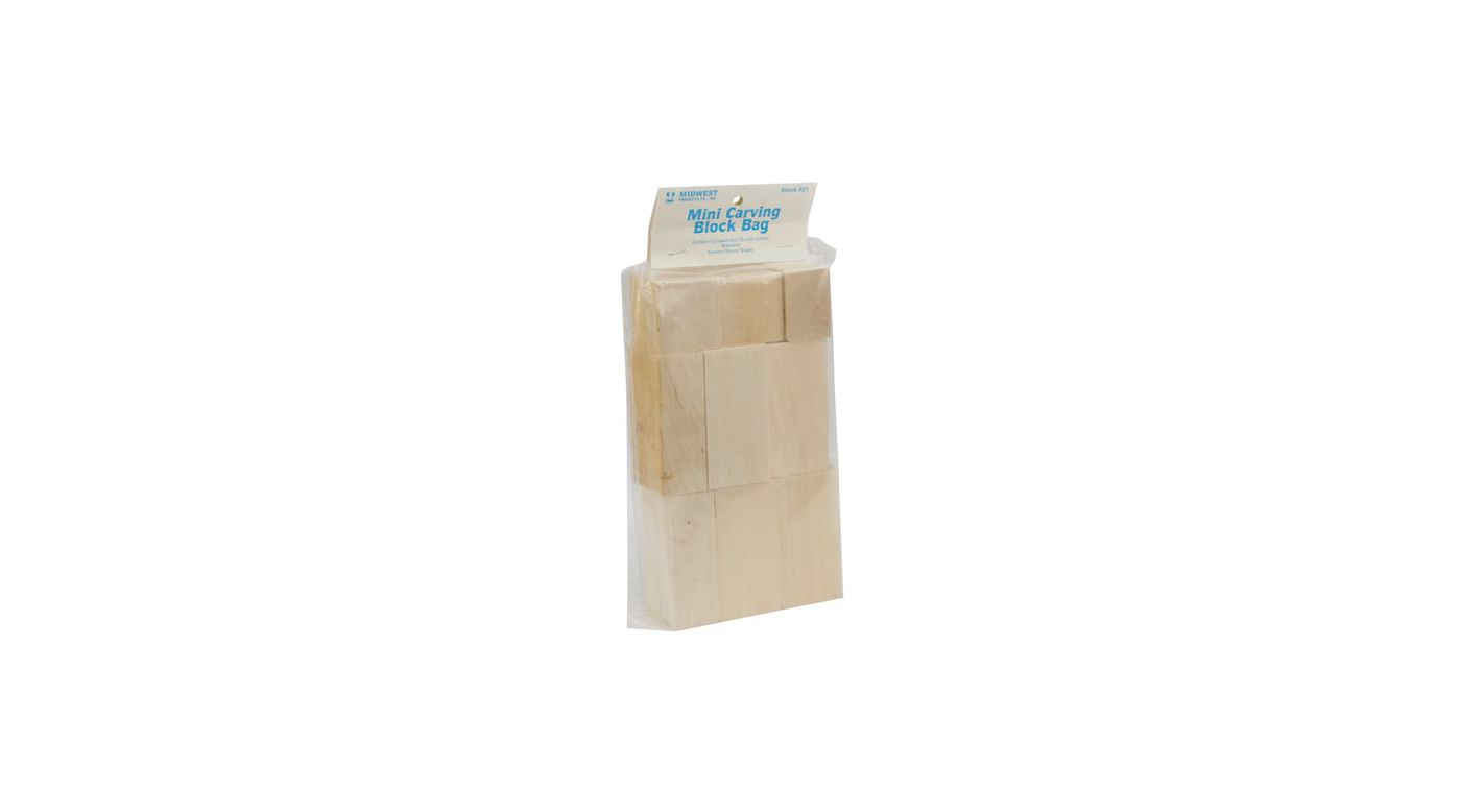Image for Mini Carving Block Bag from HorizonHobby