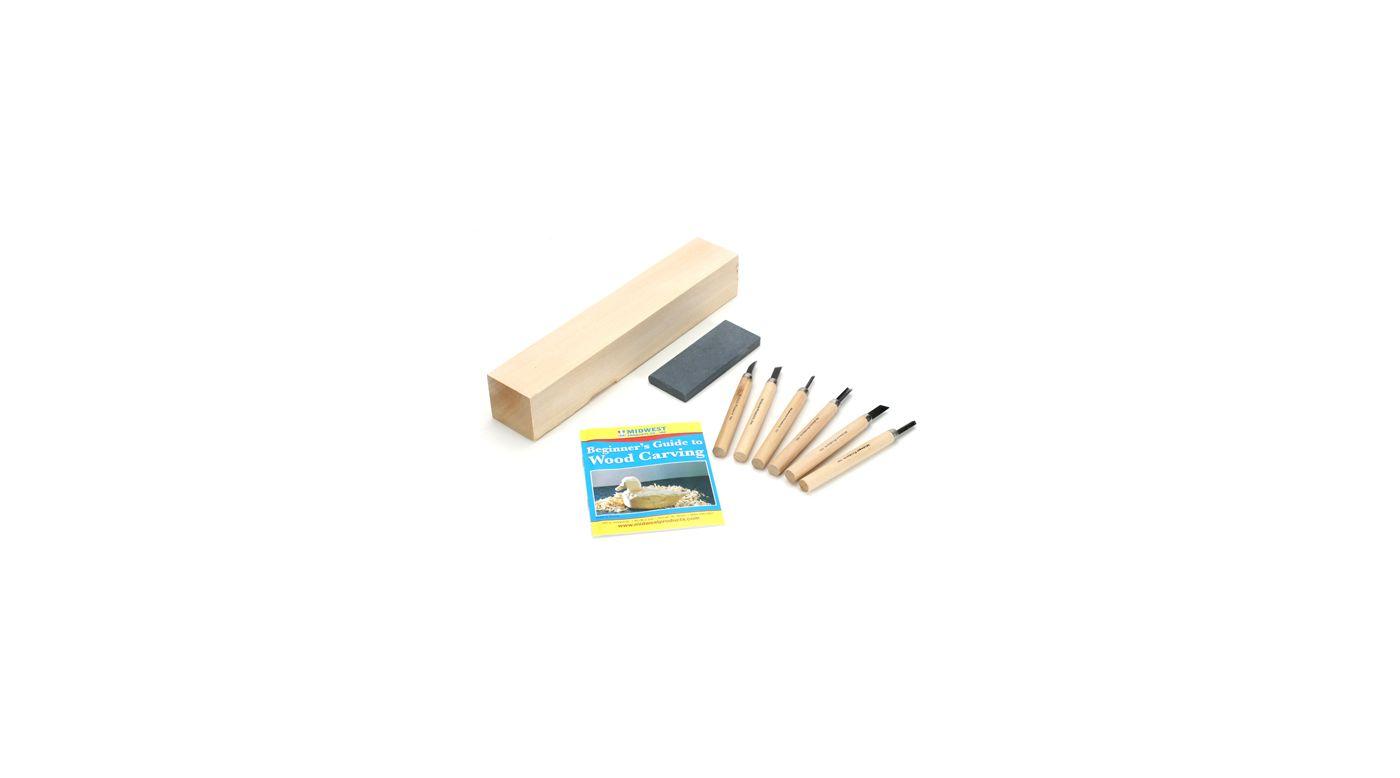 Image for Wood Carver's Starter Kit from HorizonHobby