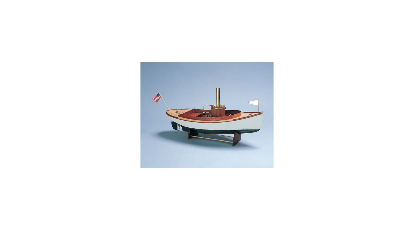 Image for The Fantail Launch II, RC Boat Kit from HorizonHobby