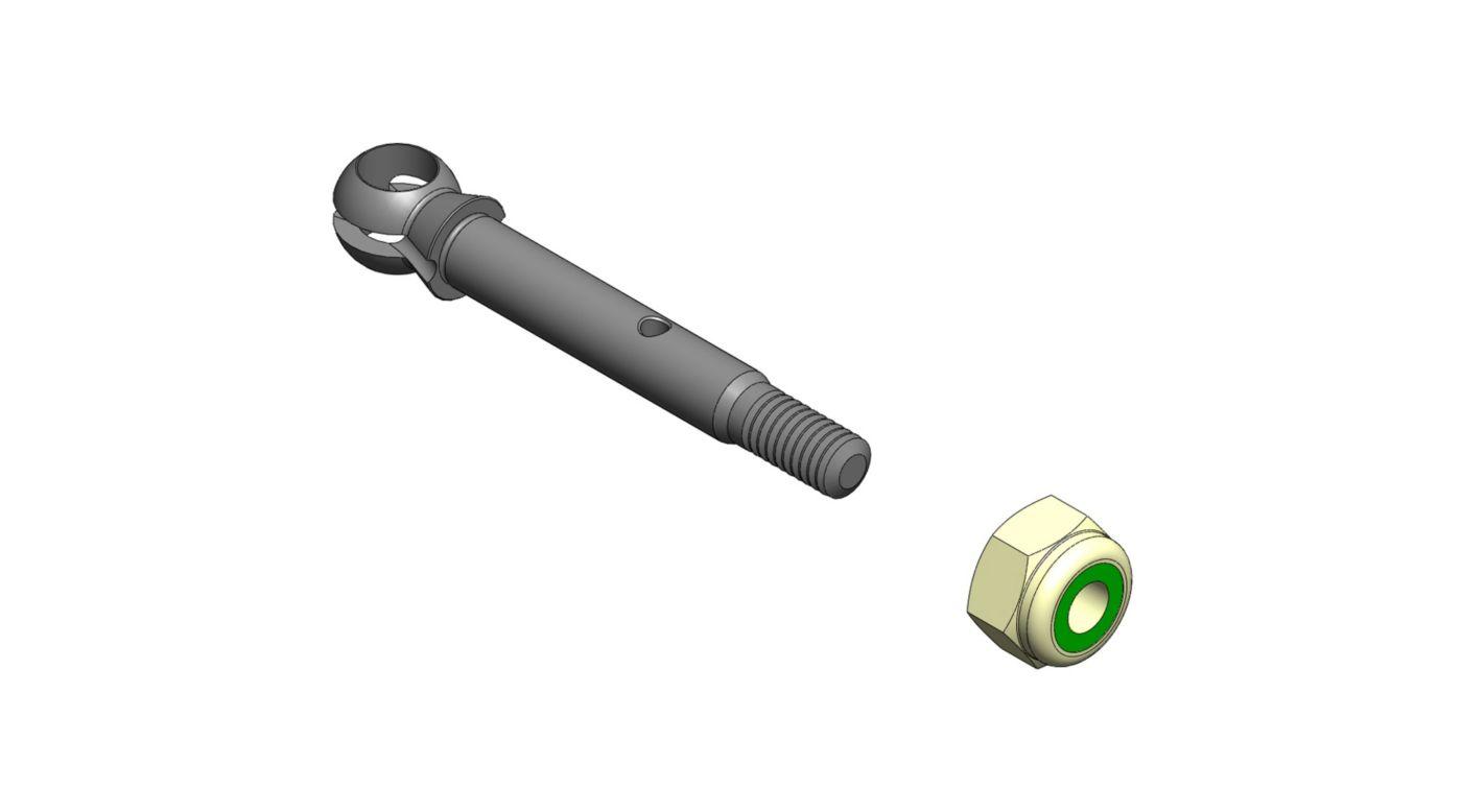 Image for C-CVD Axle: Losi XXX-SCB, XXX-SCT from HorizonHobby