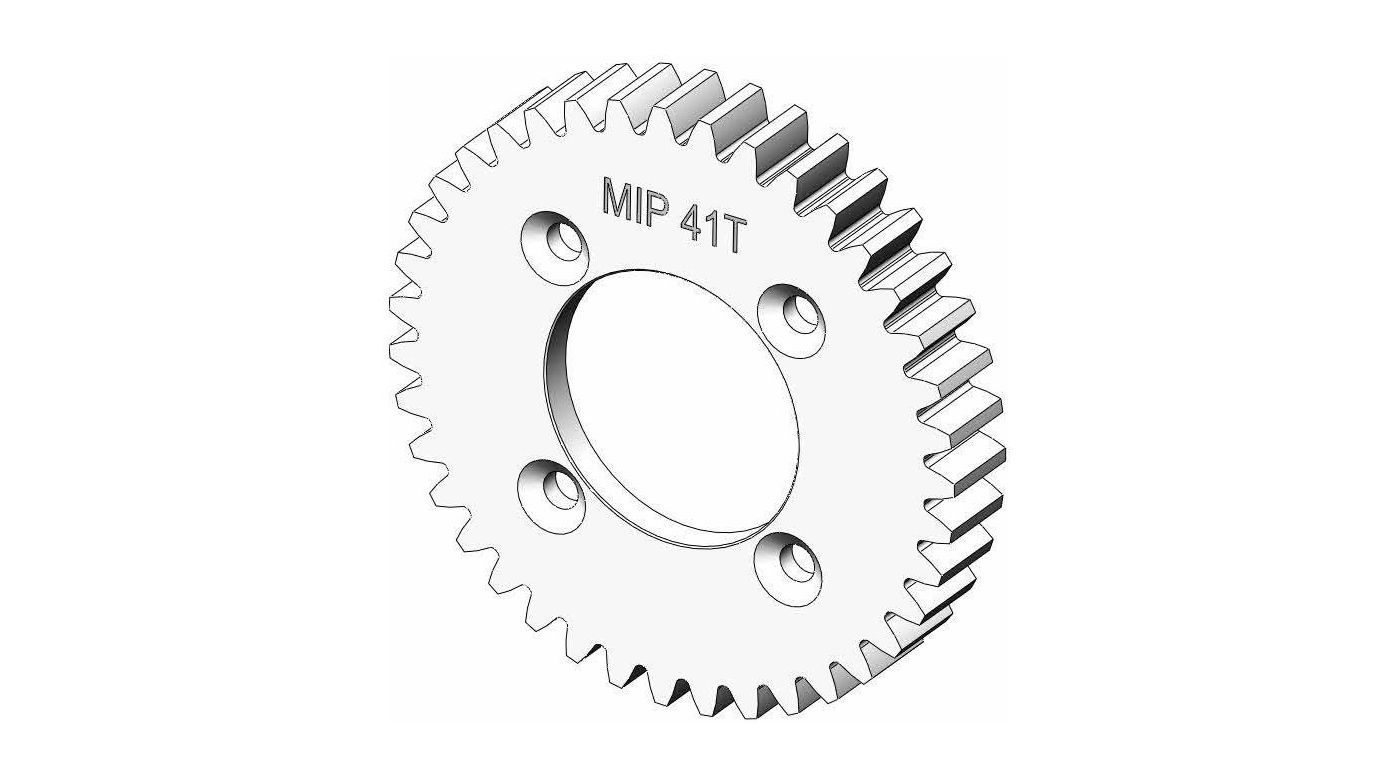 Image for 41 Tooth Spur Gear: Losi TEN-SCTE from HorizonHobby