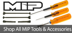 Maintain your vehicle with top tools and accessories from MIP including Thorp wrenches and Diff Kits.