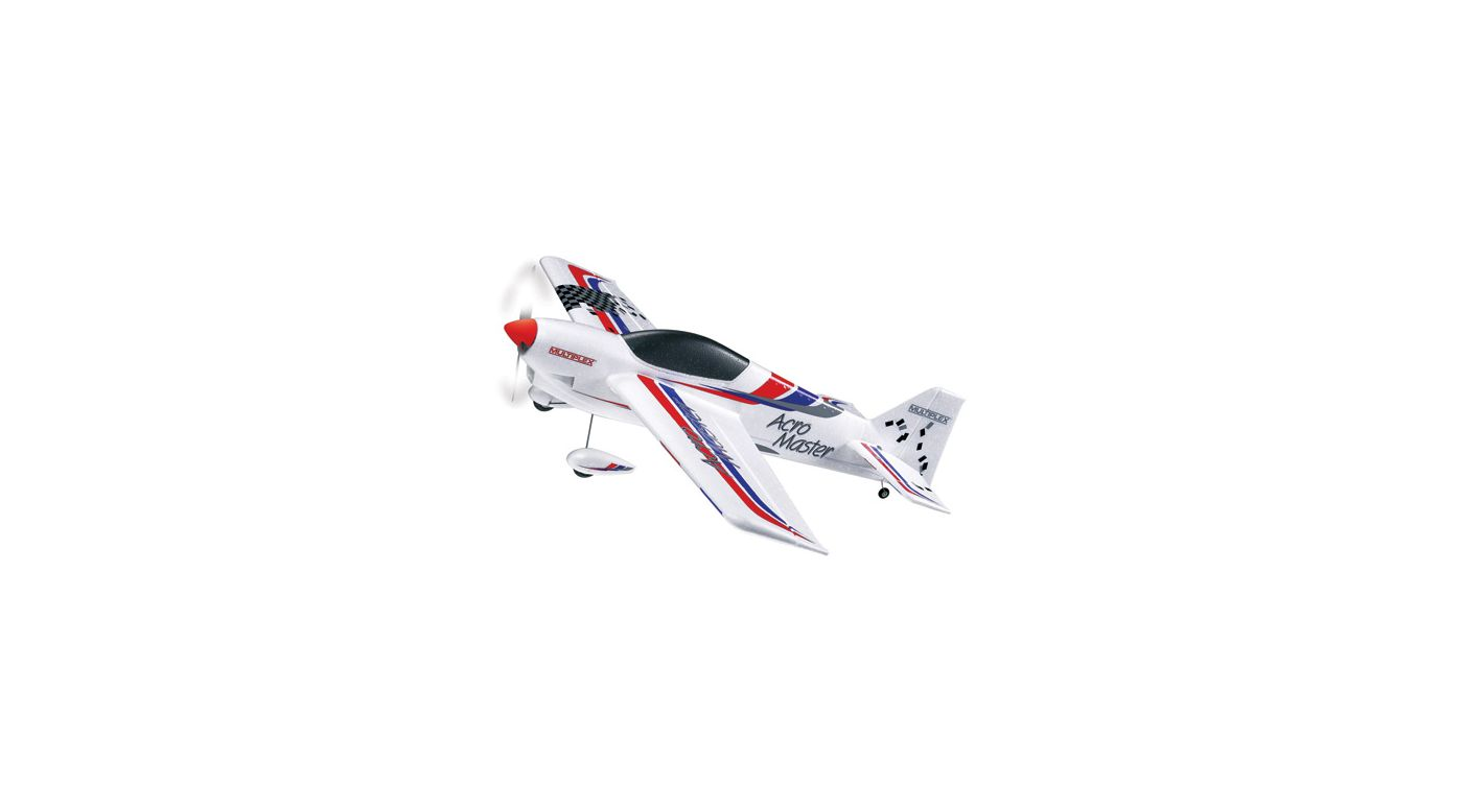 Image for AcroMaster 3D Flight Kit from HorizonHobby