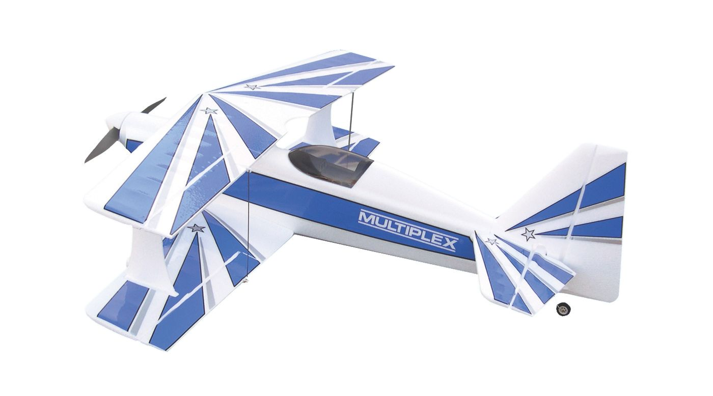 Image for Gemini Biplane Electric Kit from HorizonHobby