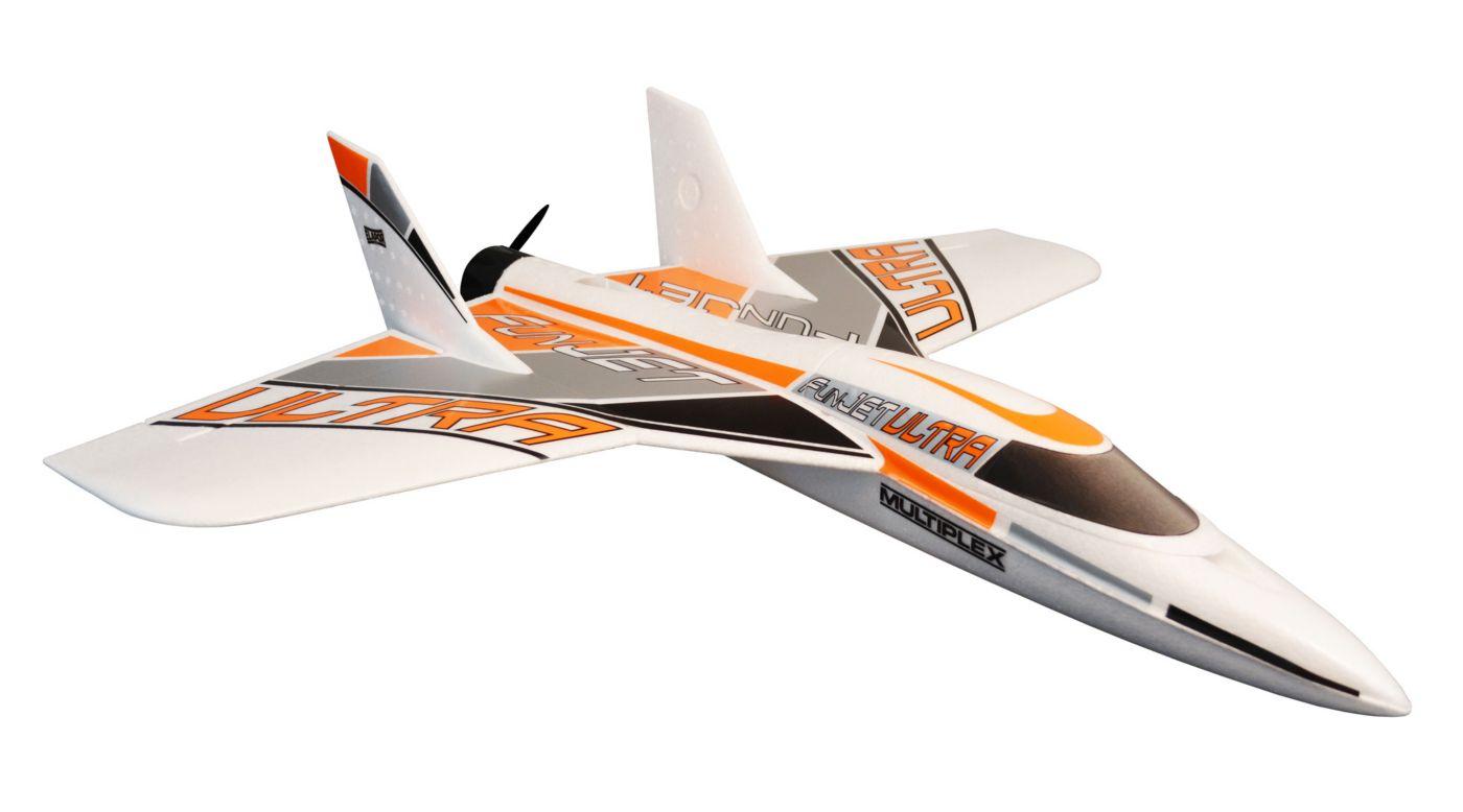 Multiplex Modelsport Usa Funjet Ultra Kit Rc Model