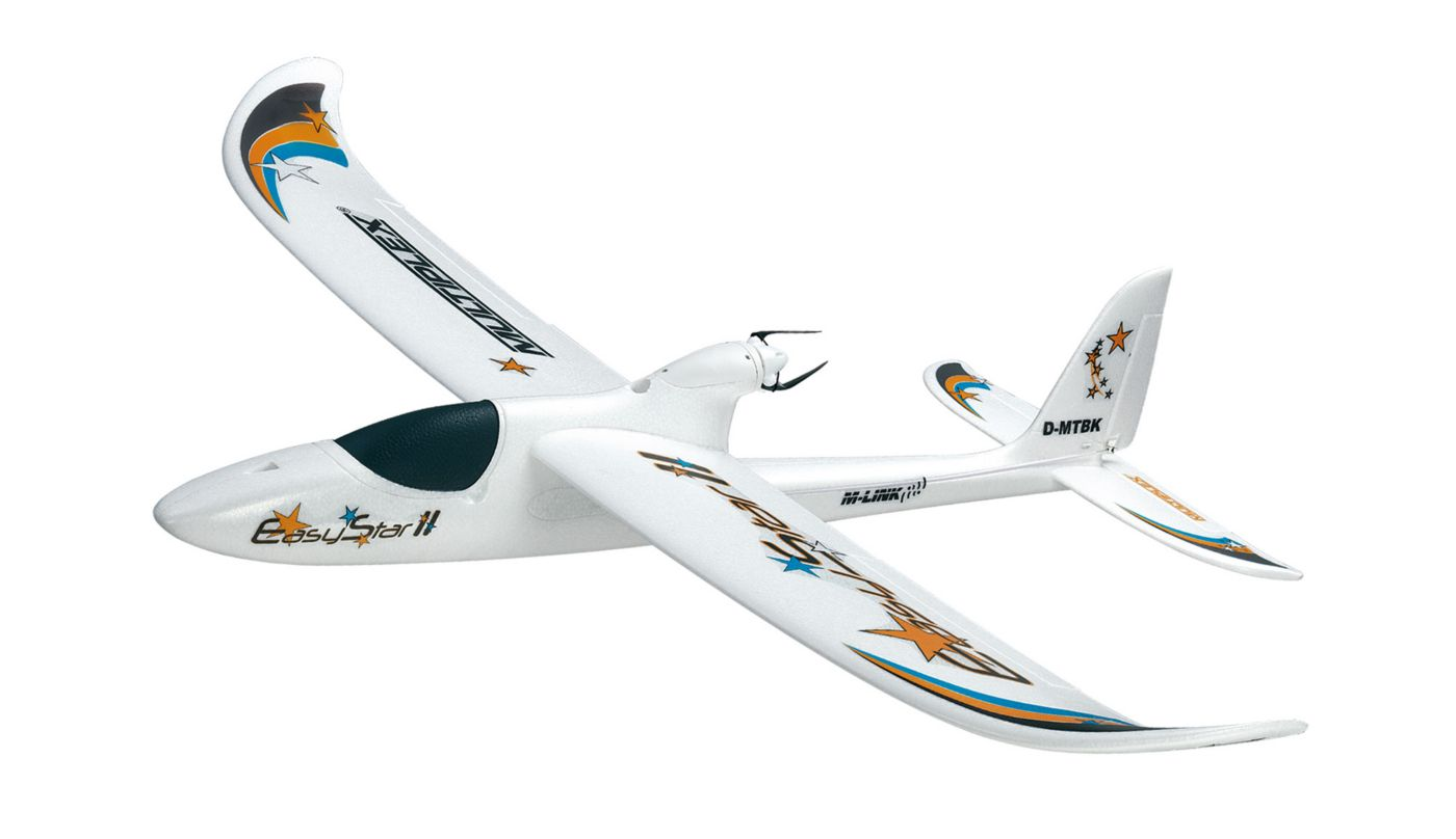 Multiplex Modelsport Usa Easy Star Ii Rc Model Airplane