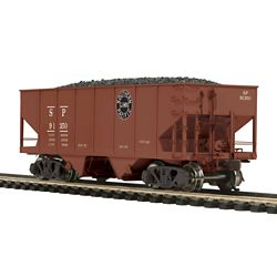 MTH8097094 MTH Electric Trains HO 55T Stl Twn Hop SP #91350 507-8097094