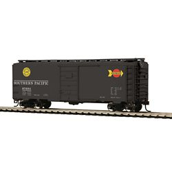 MTH8574141 MTH Electric Trains HO PS-1 40' BOX SP #97684 507-8574141
