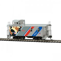 MTH8577012 MTH Electric Trains HO Steel Caboose, UP
