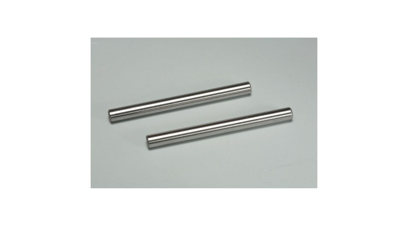 Image for Front Upper Suspension Arm Shaft (2): X6 from HorizonHobby