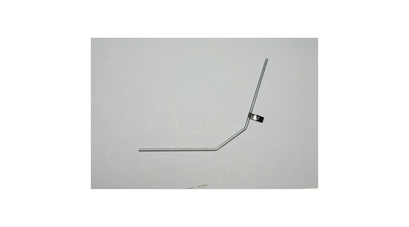 Image for Front Anti-Roll Bar 2.2mm: X6 from HorizonHobby