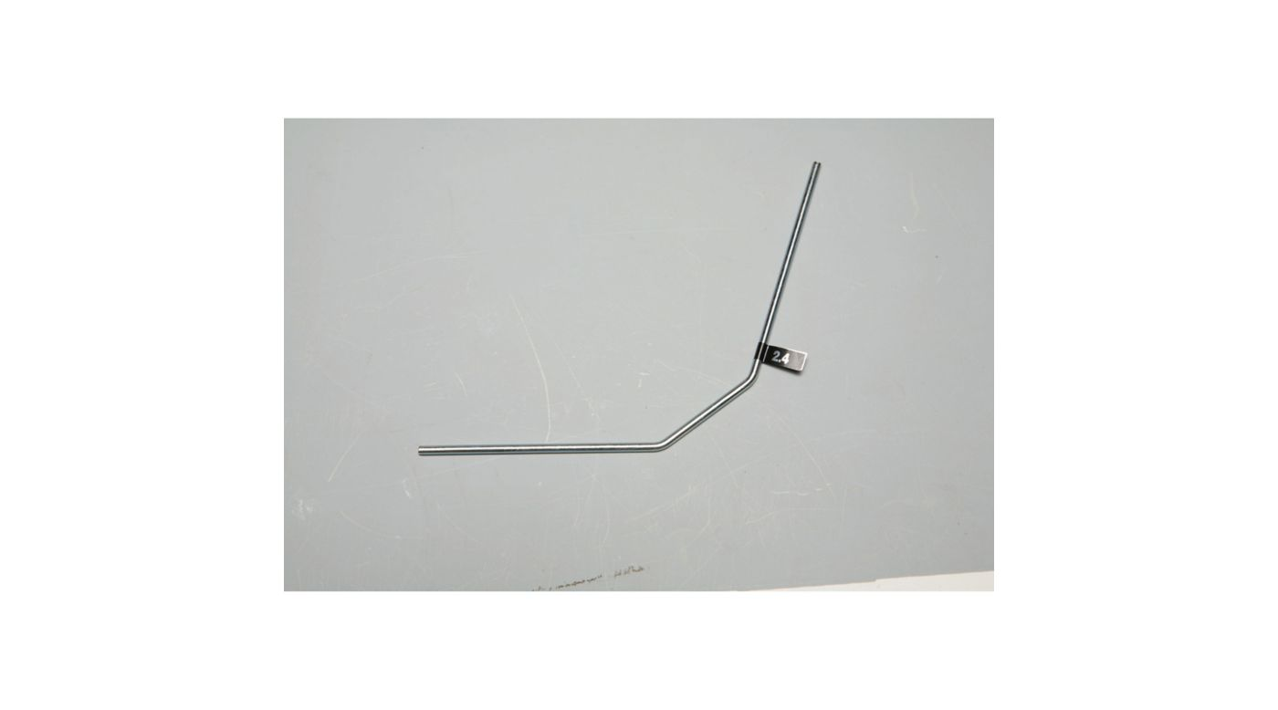 Image for Front Anti-Roll Bar 2.4mm: X6 from HorizonHobby