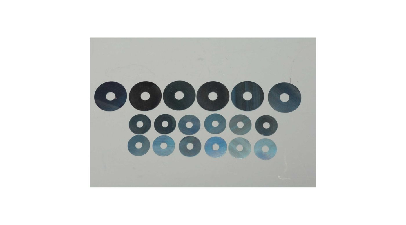 Image for Diff Washer Set: MBX5/X5T from HorizonHobby