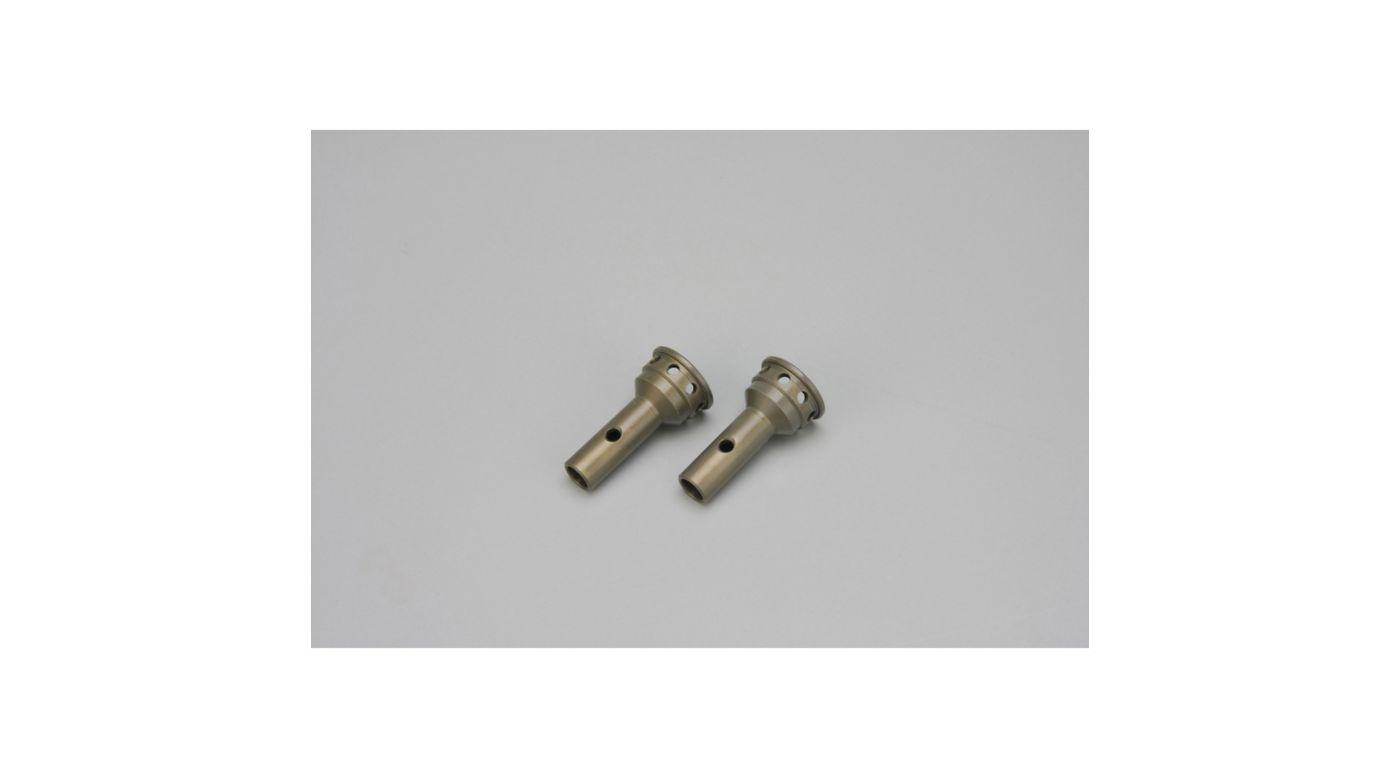 Image for Aluminum Front/Rear Axle Shaft (2pcs): X6 from HorizonHobby