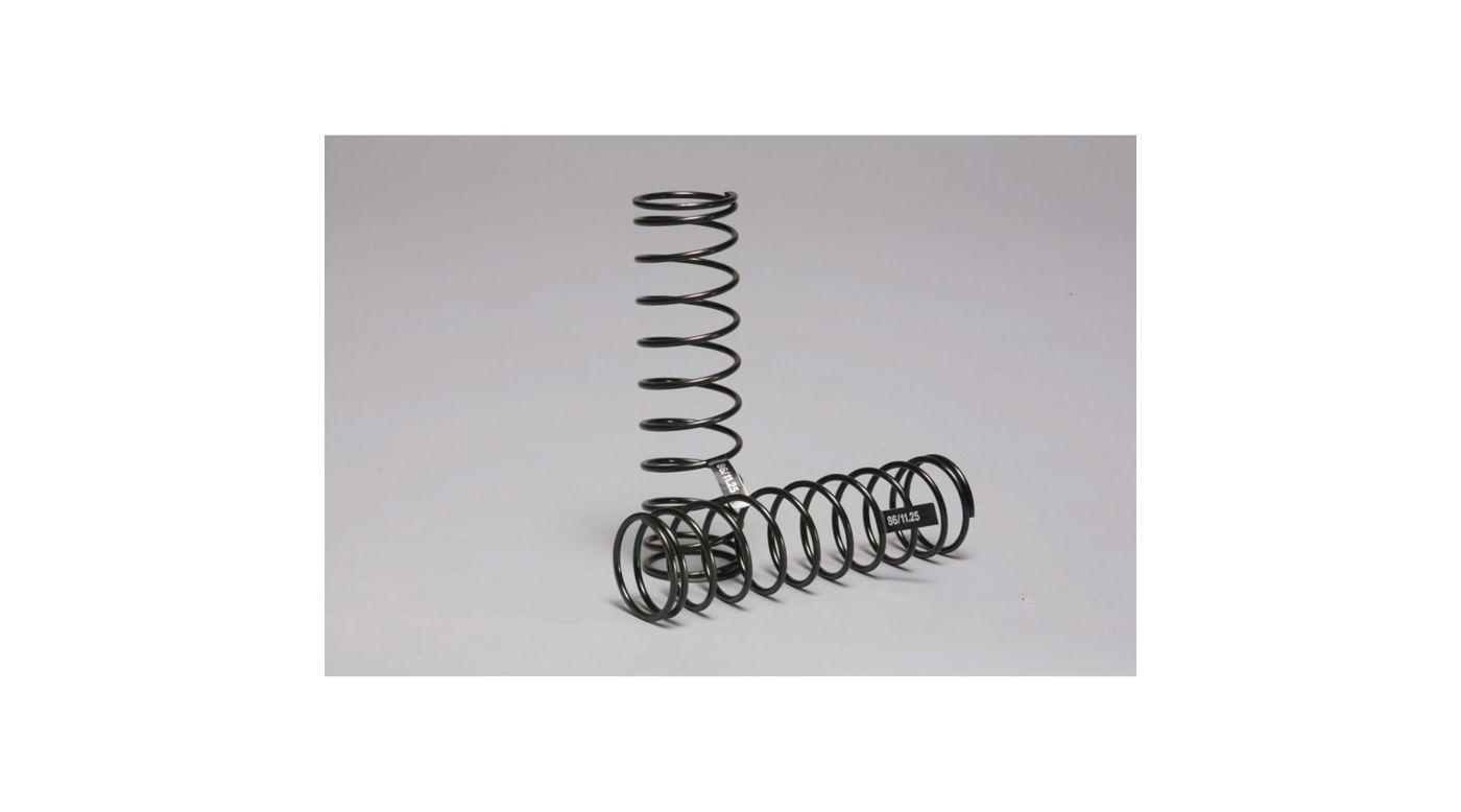 Image for Rear Damper Spring 1.6/11.25T Ultra Soft: X6 from HorizonHobby