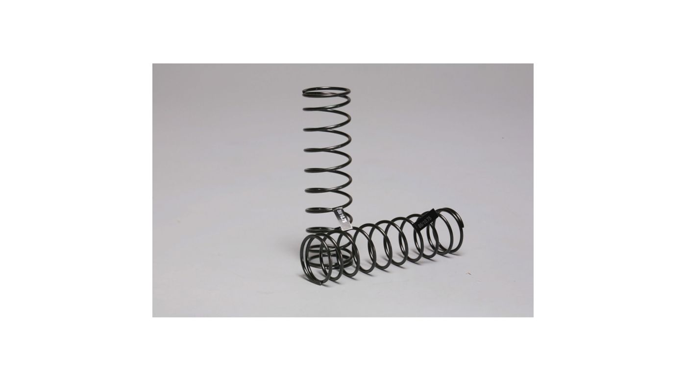 Image for Rear Damper Spring 1.6/10.75T Very Soft: X6 from HorizonHobby