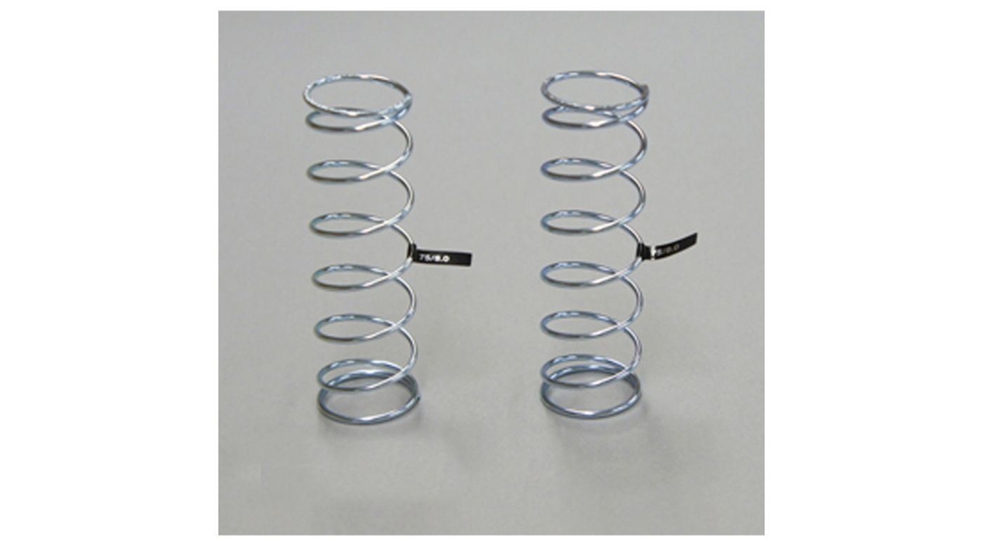 Image for Front Damper Spring 1.5/8.0T: X6, X6T, X6E from HorizonHobby