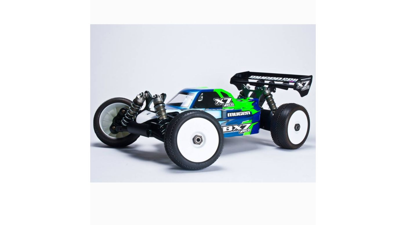 Image for 1/8 MBX7 ECO M-Spec Off Road Buggy Kit from HorizonHobby