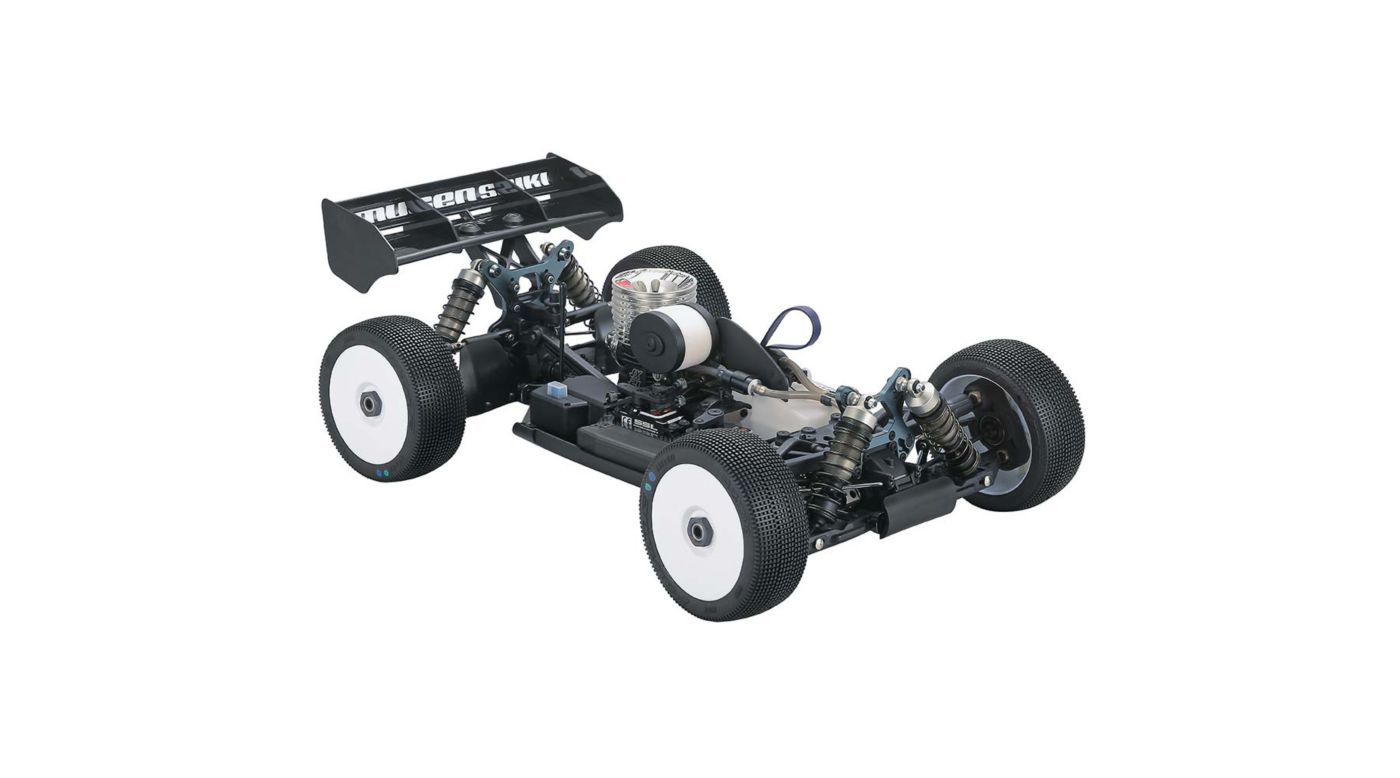 Image for 1/8 MBX8 4WD Nitro Buggy Kit from HorizonHobby