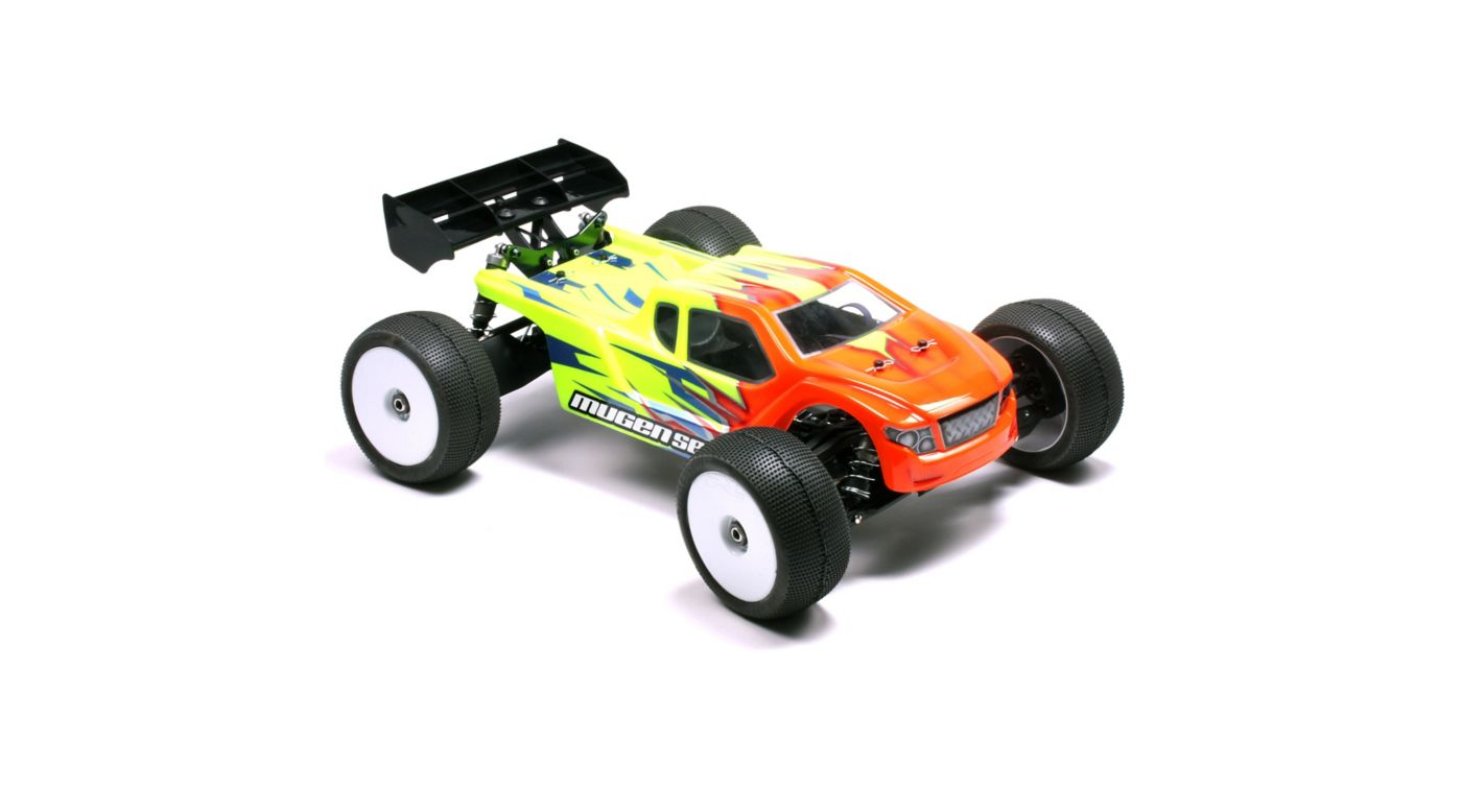Image for 1/8 MBX8TE 4WD Electric Truggy Kit from HorizonHobby