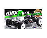 Mugen Seiki USA - 1/8 MBX8 ECO Team Edition 4WD Electric Buggy Kit