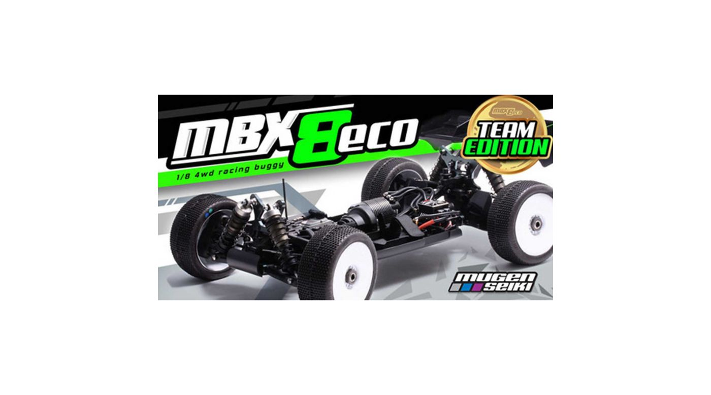 Image for 1/8 MBX8 ECO Team Edition 4WD Electric Buggy Kit from HorizonHobby