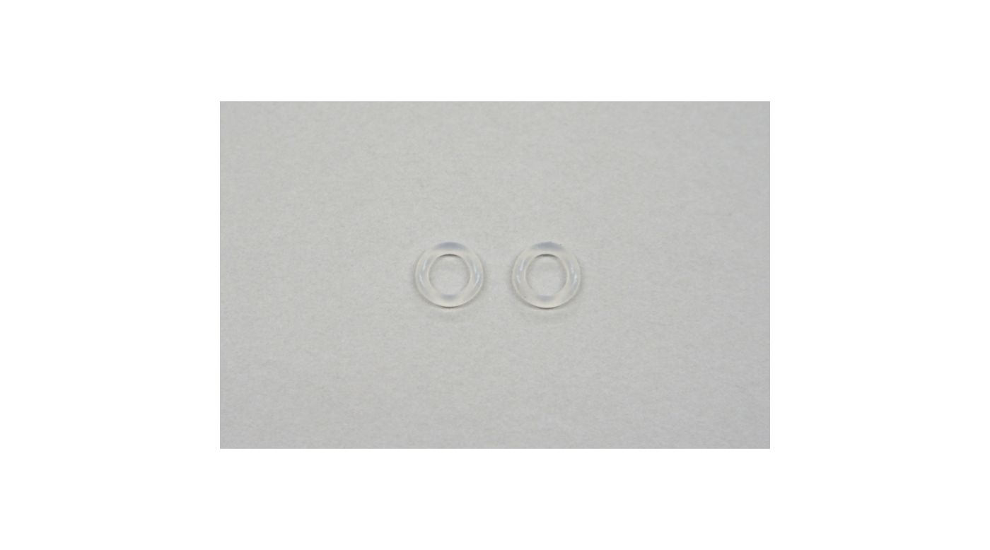 Image for HTD S6 O-Ring Silicone (10): X8 from HorizonHobby