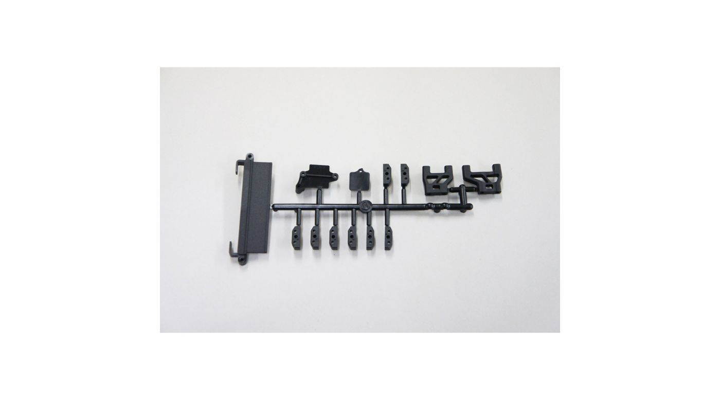 Image for Radio Tray Mounts/Battery Holder: X7 from HorizonHobby
