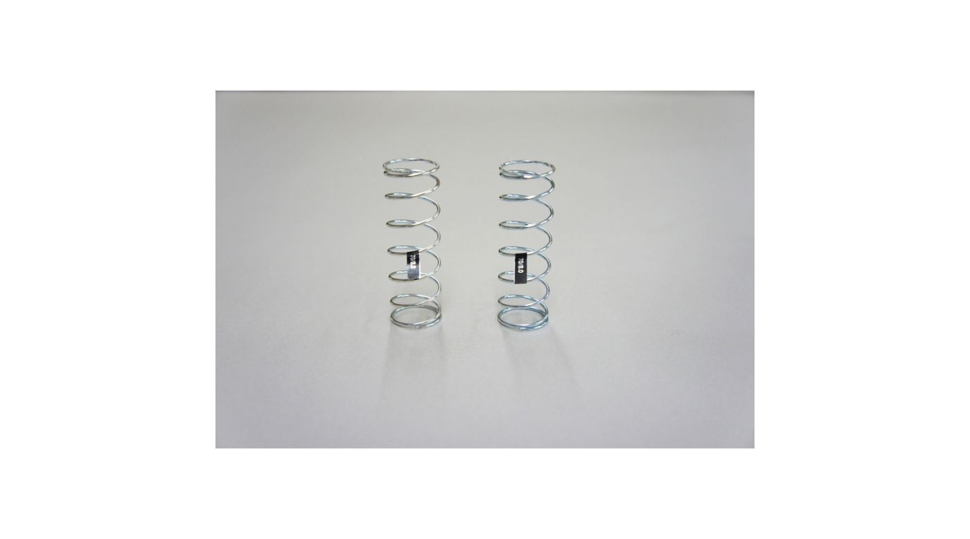 Image for Front Shock Spring 1.5 L70/8.0T (1pr): X7 from HorizonHobby