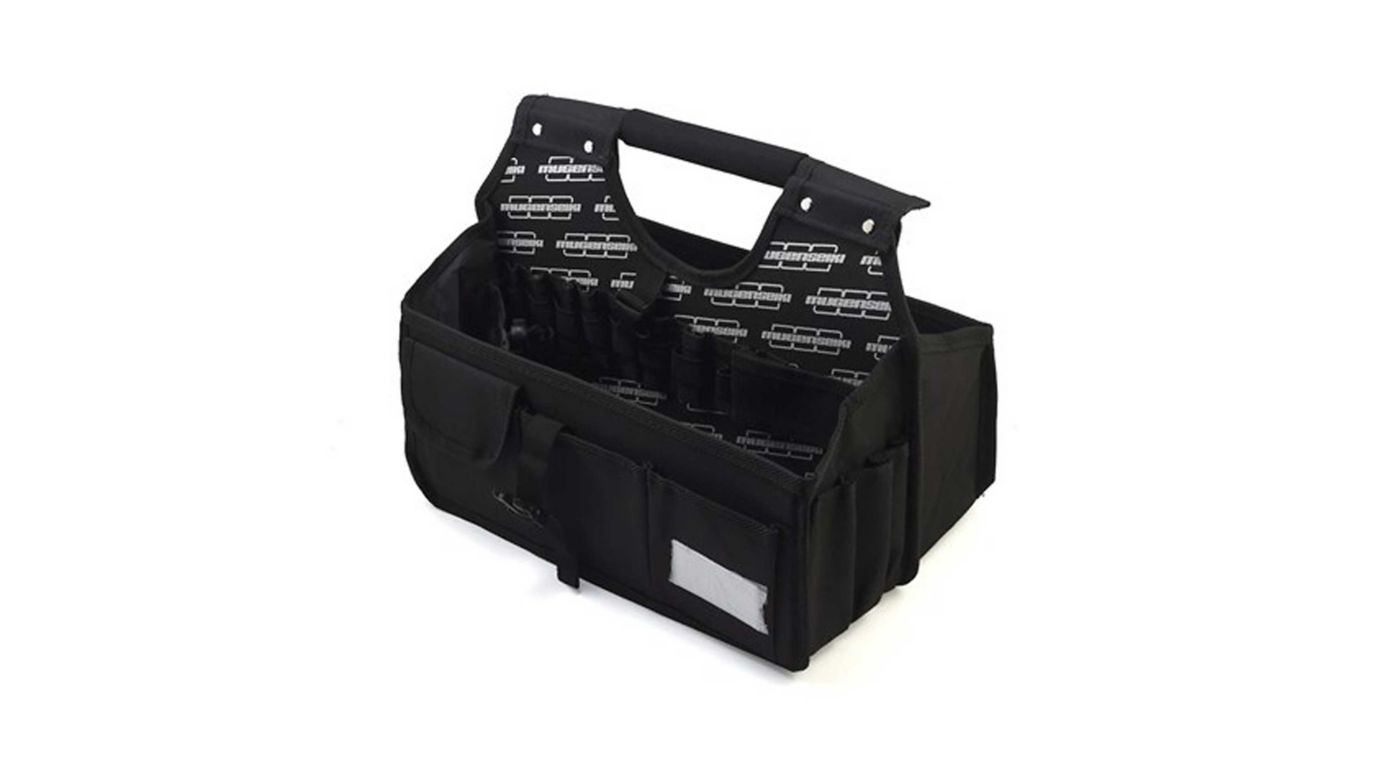 Image for Pit Caddy Mugen Seiki, Black from HorizonHobby