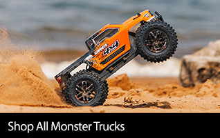 Shop All RC Monster Trucks