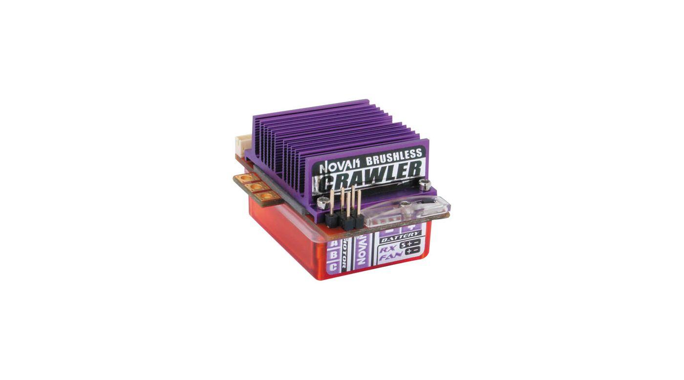 Image for Goat 2S Crawler Brushless/Brush ESC: 5 amp BEC from HorizonHobby