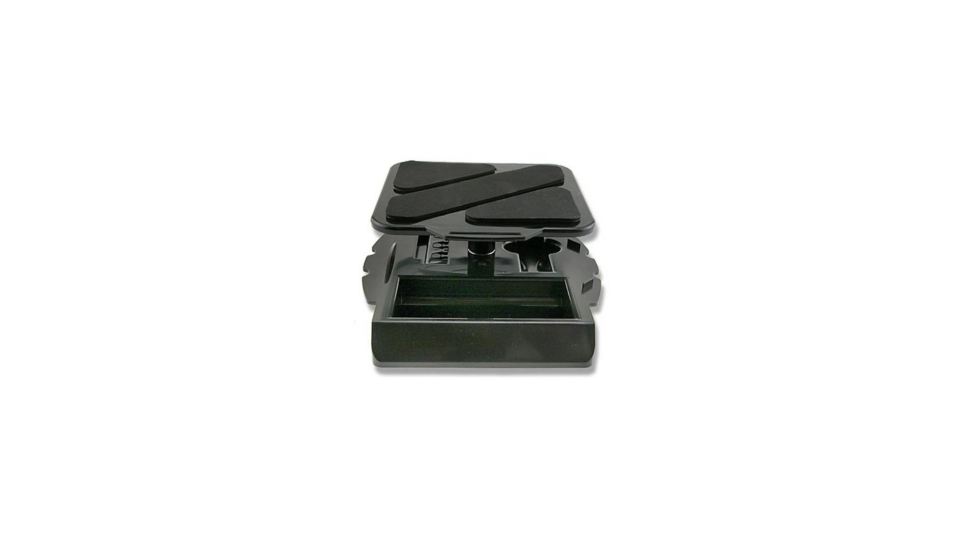 Image for Car Stand, Black from HorizonHobby