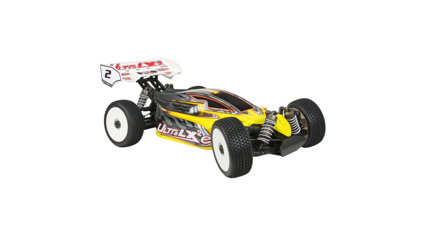 Image for 1/8 Ultra LX-2E Rolling Chassis 4WD Buggy from HorizonHobby