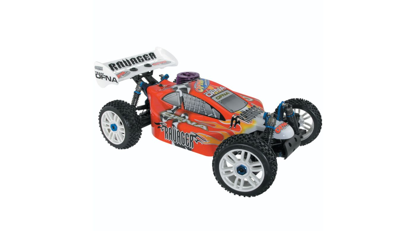 Image For 1 8 Ravager RTR W Force 28ps From HorizonHobby