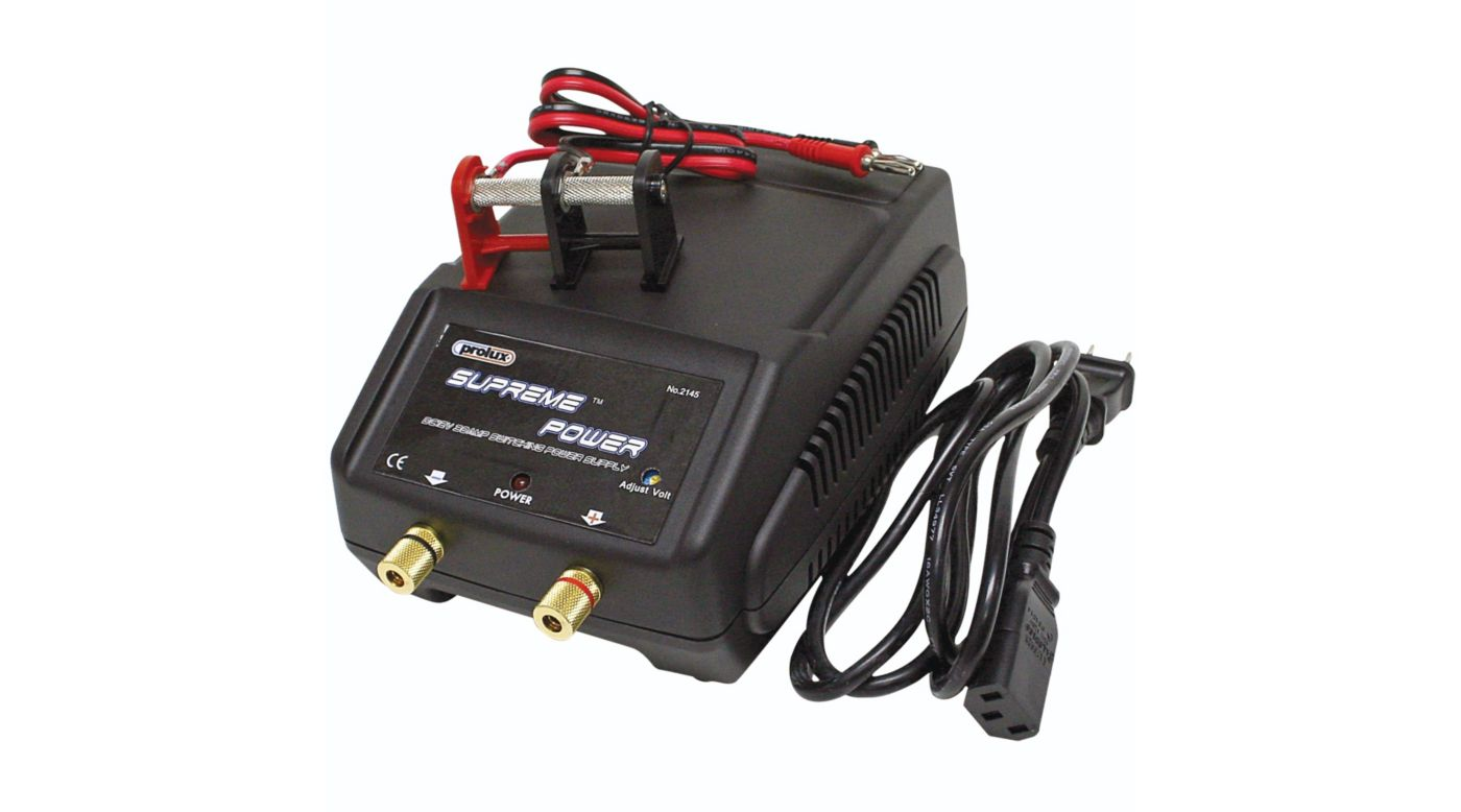 supreme power 30 amp 12 volt dc power supply horizonhobby