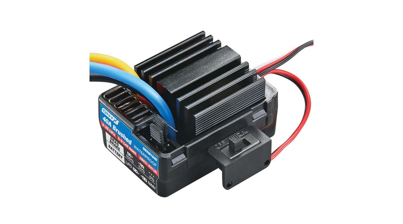 Image for 40A Brushed Crawler ESC from HorizonHobby