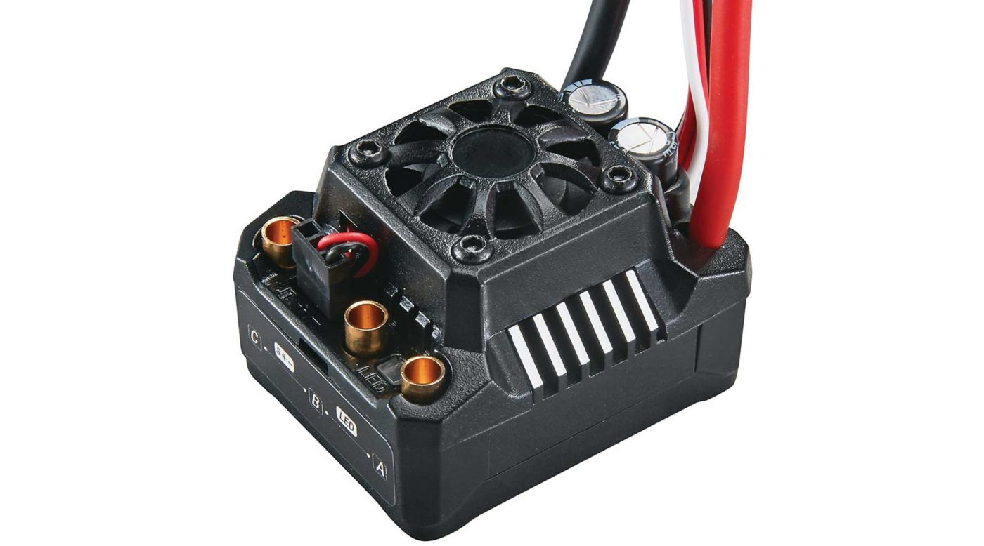 Image for 120A Programmable Brushless ESC from HorizonHobby